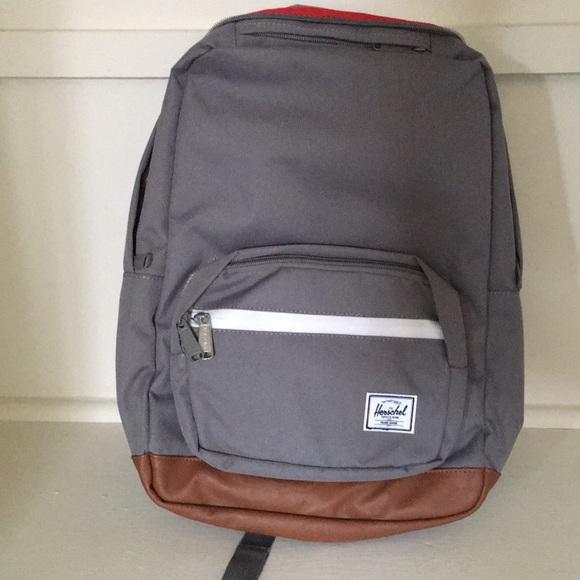 506ecb25e0a NWT Herschel Pop-Quiz Mid-Volume Backpack. M 5b256393aaa5b8cc87e2c354
